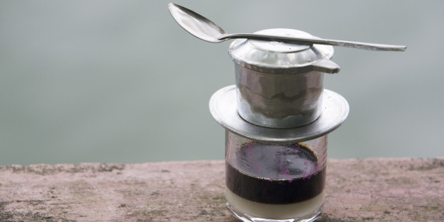 I Miss you the most Vietnamese coffee.  Be Good to the others out there.        image source: ROMANA CHAPMAN VIA GETTY IMAGES