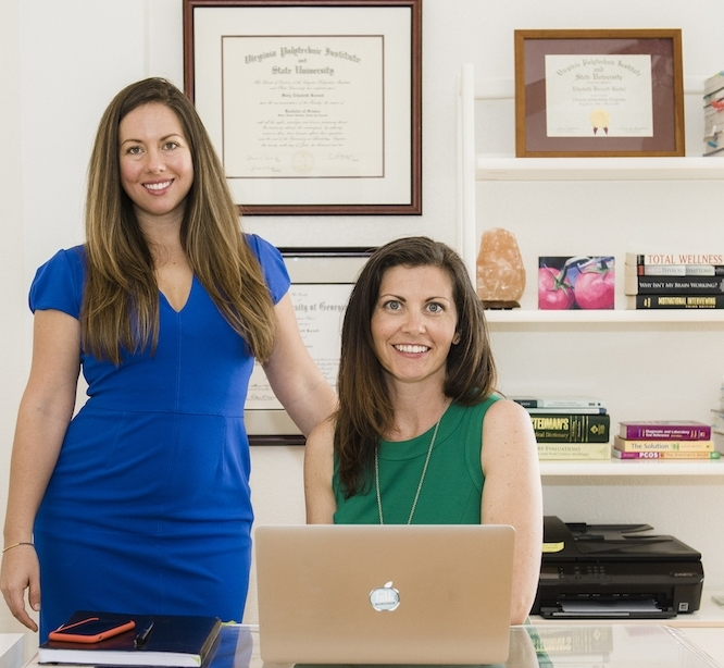 Certified Food Coach, Jessica & REgistered Dietitian Nutritionist, Beth