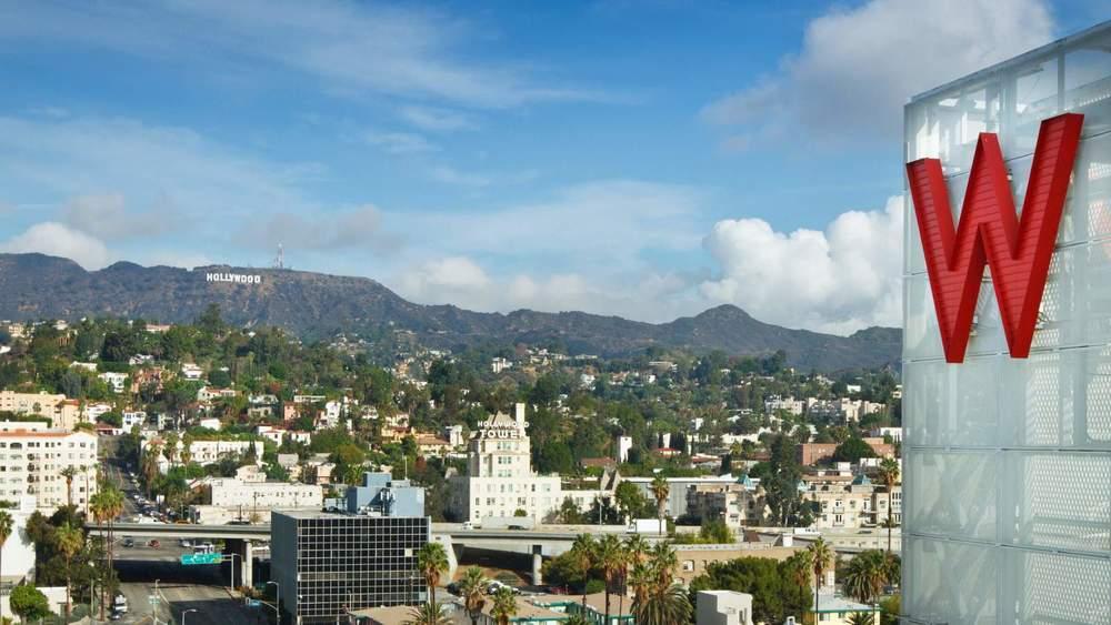W Hotel Hollywood, site of Fashion Digital LA 2016