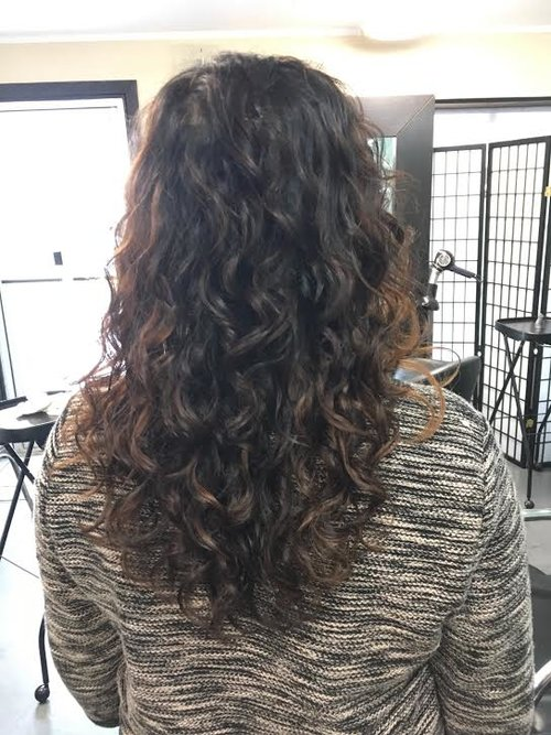 Gallery library mehr hair makeup campbell balayage highlights on curly hair pmusecretfo Choice Image