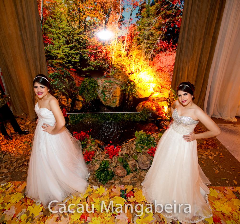 Niver Amanda e Vitoria- Cacau Mangabeira
