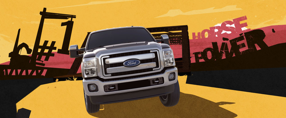 Ford: built ford tough    2d Animation / Compositing    View Project