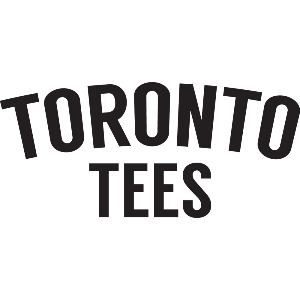 - Toronto Tees prides itself on delivering a high quality products on time, and never letting their customers down. Toronto Tees is not just tees, there you can find different apparel for men, women, youth and babies: hoodies, raglans, sweaters, tanks.