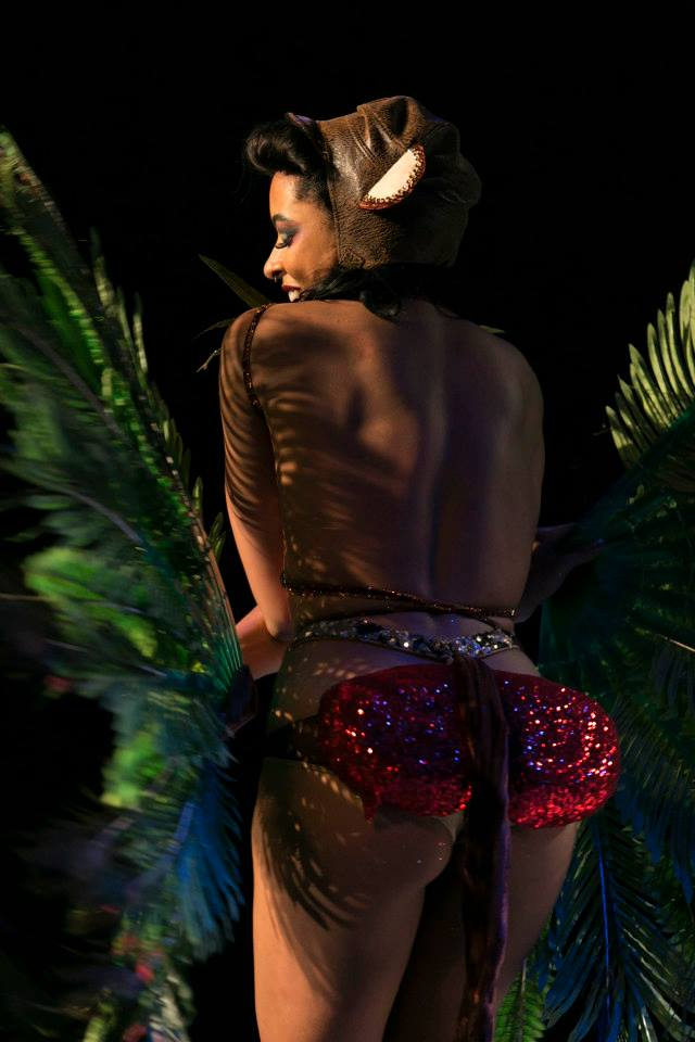 QUEEN KONG  Deep in the jungle….A mysterious and exotic creature dwells. We would like to present to this scientific forum this fascinating study - the epitope of intelligence and evolution in animal form. She may swing from the trees, wild and free….But beware as she may grasp your heart into a whirlwind of seduction. Are you ready to rumble in the jungle?
