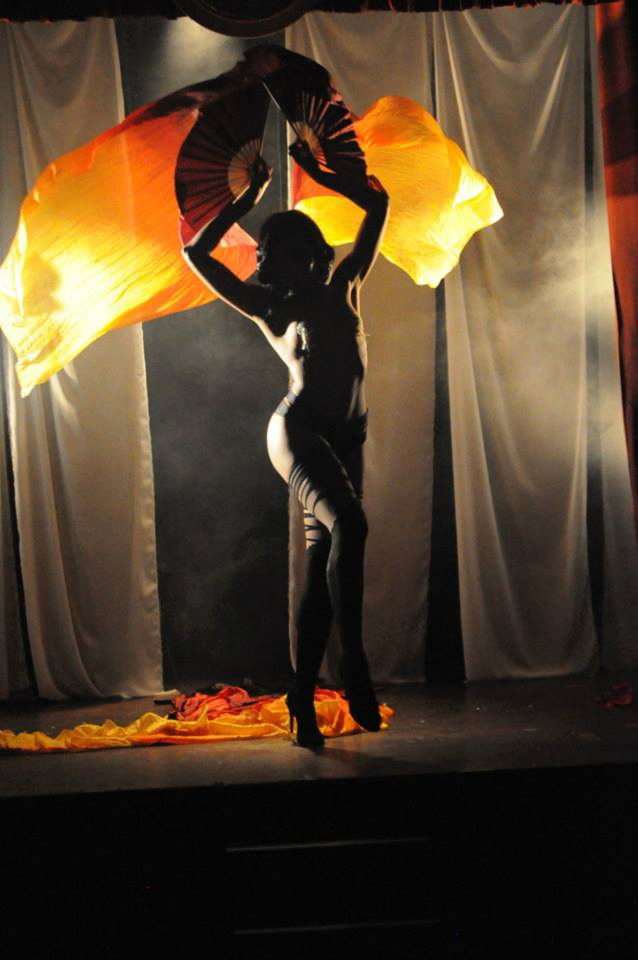 THE PHOENIX Opulent, Fierce and Daring comes a goddess of flame rising from the ashes. A performance piece dedicated to the 1940s showgirl and a powerful performance that paints the stage red. This is one of Zelia's signature acts and most performed act under her repertoire. It has been selected for many production's and touring shows.