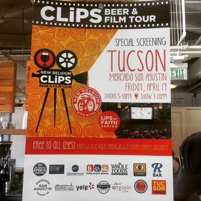We will be at the @mercadosanagustin tomorrow evening providing bins for food waste disposal tomorrow evening for the @newbelgium bike-in movie event.  Stop in and say hi!