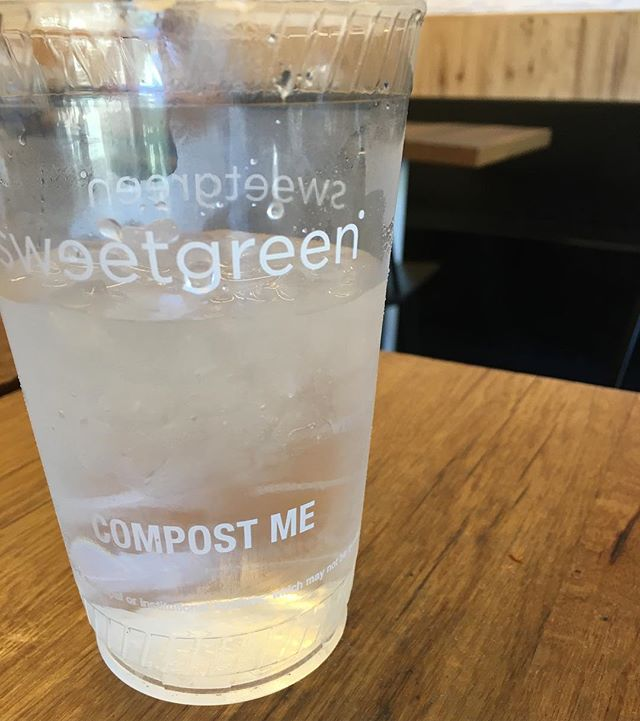 spotted in DC #compostmore