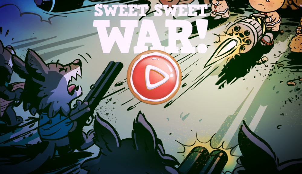 2015   Sweet Sweet War   PC, iOS, Android, Windows Phone