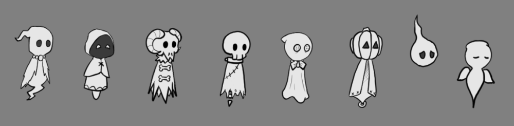 Graveyard Characters