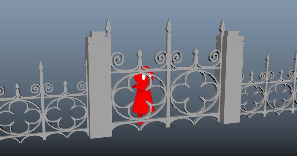 Graveyard Gate Model