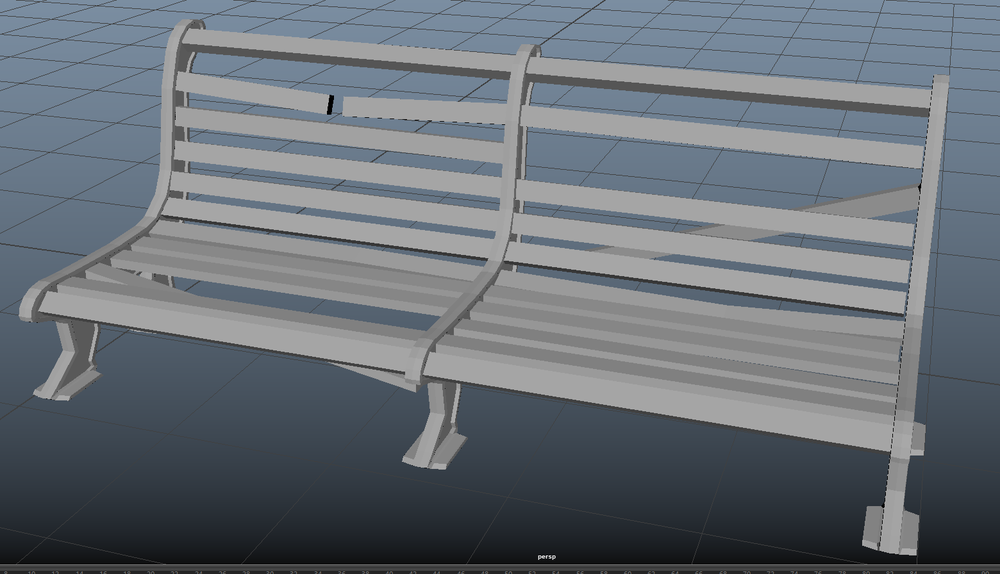 Bench Model