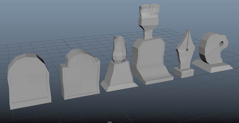 Tombstone Models