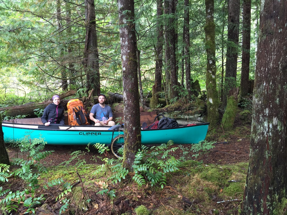smallswell-canoe-portage-rest