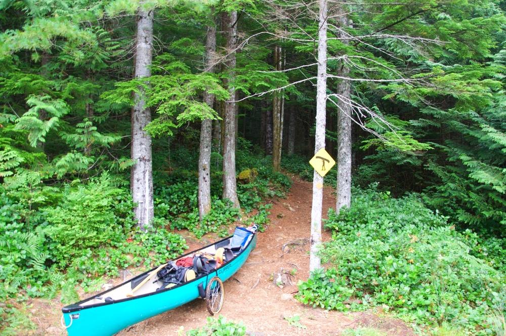 smallswell-canoe-portage-route
