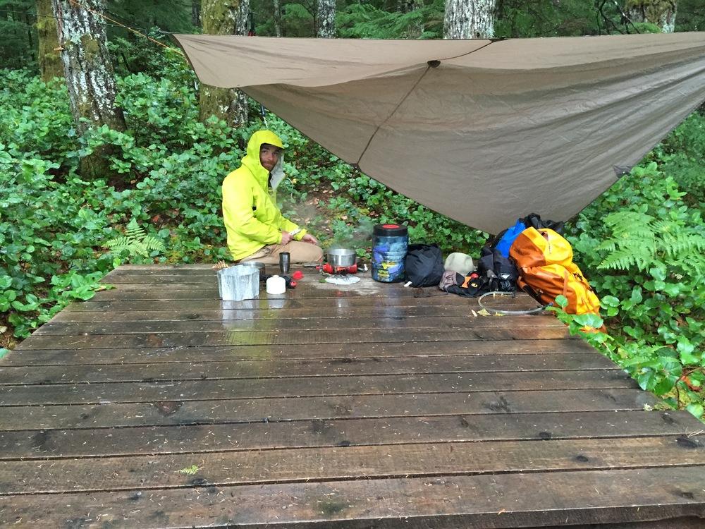 smallswell-canoe-camping-rain