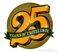 your cigar store is 25 years young.  Lets have dinner and celebrate.