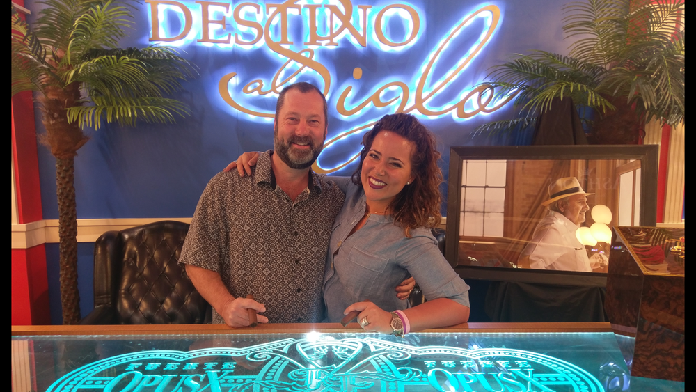 Carlito has passed the baton to his daughter Liana Fuente and now she is making her first apearance at your cigar store in Fig Garden Village Fri Oct 12 from 6-9 pm