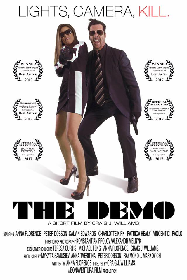 The Demo movie, Cinematographer Konstantin Frolov