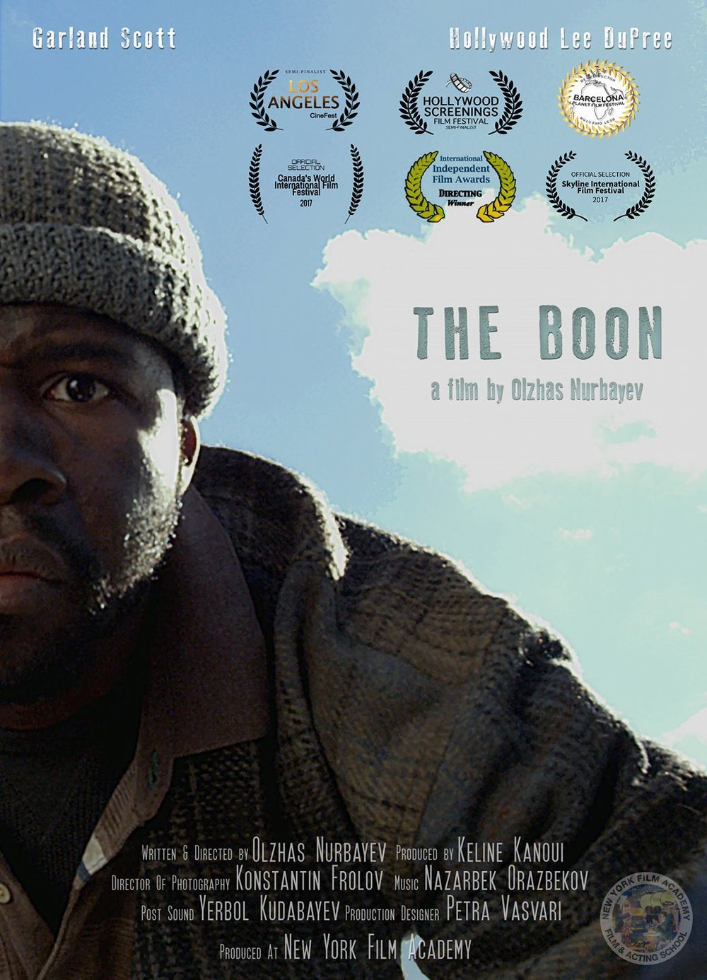 the Boon, Cinematographer Konstantin Frolov