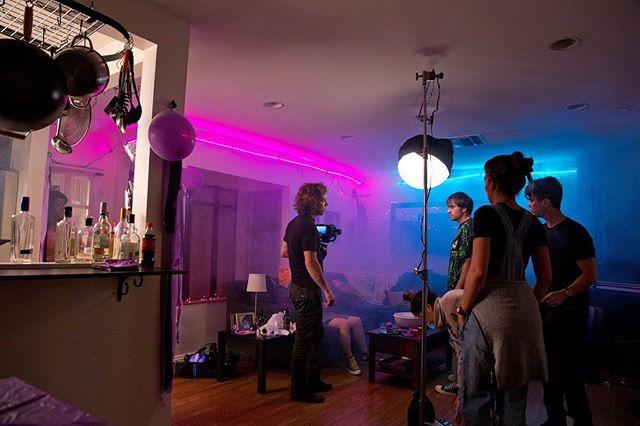 "BTS from ""Of age"" pilot Cinematography @kyfrolov  gaffer @conraddusley key grip @d_labzin #cinematography #movie #filmmaking #films #light #dp #dop #cinematographer #camera #blackmagicpocketcinemacamera #pocketcinemacamera4k #blackmagic"