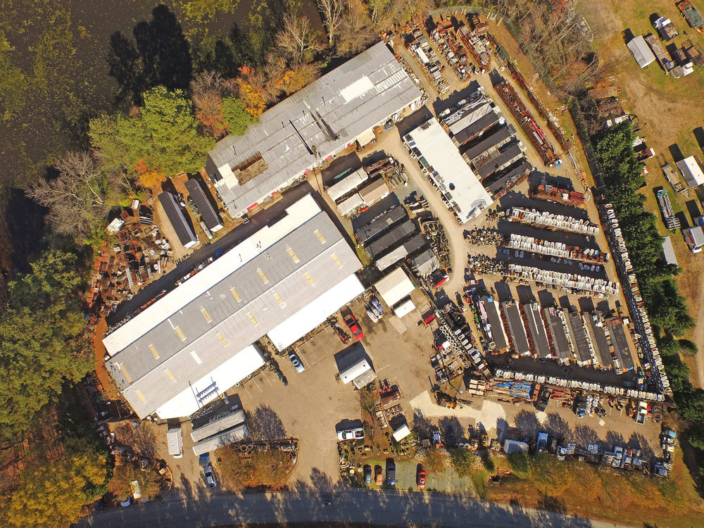 Our complex spans nearly 7 acres, and includes an unparalleled selection of architectural salvage, antiques, and collectibles.