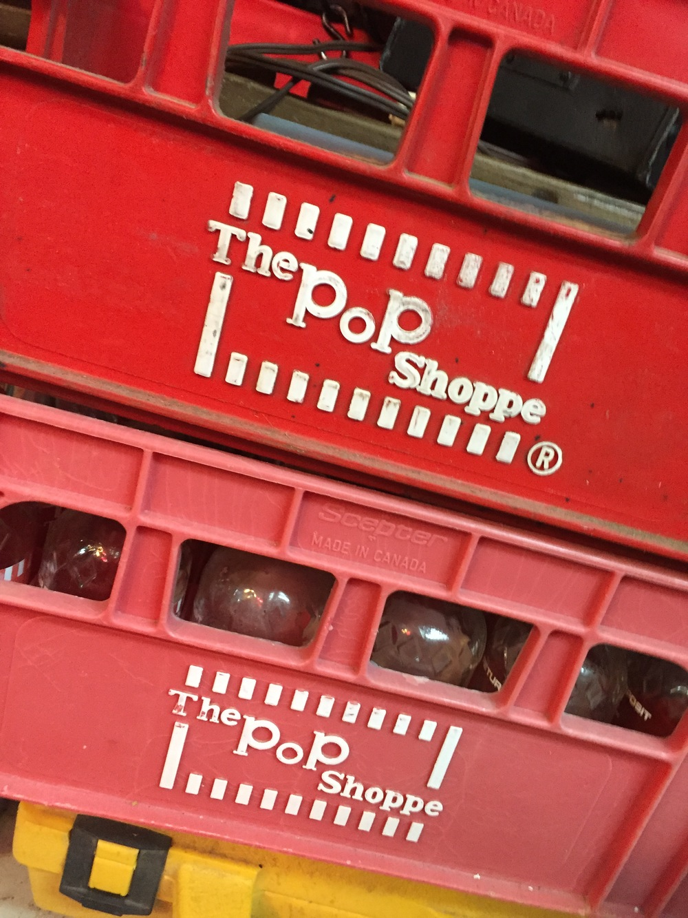 Vintage Pop Shoppe Crates.JPG