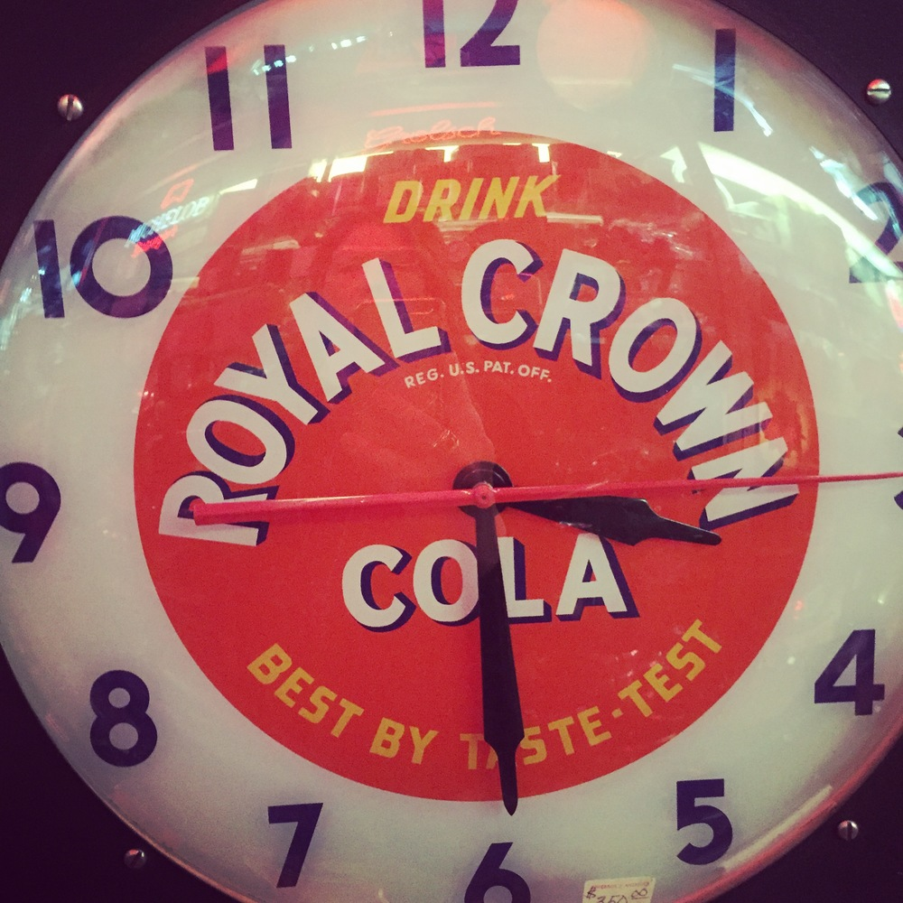 Royal Crown RC Cola Clock.JPG