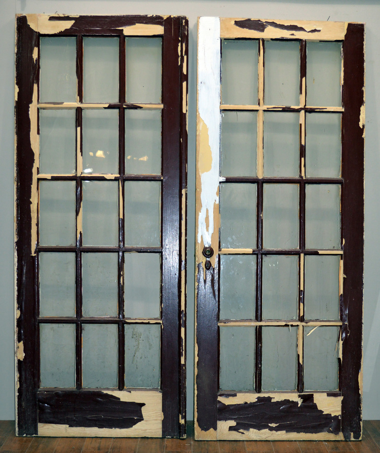 15 Pane French Doors 12.jpg - Doors — Antiques & Architectural Salvage