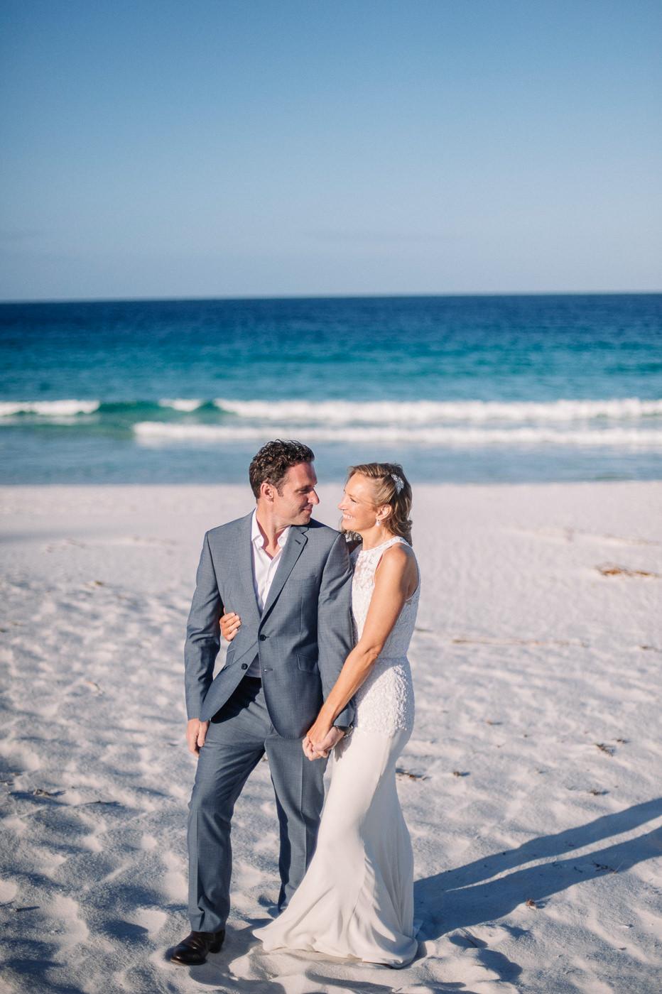 East Coast Tasmanian Wedding