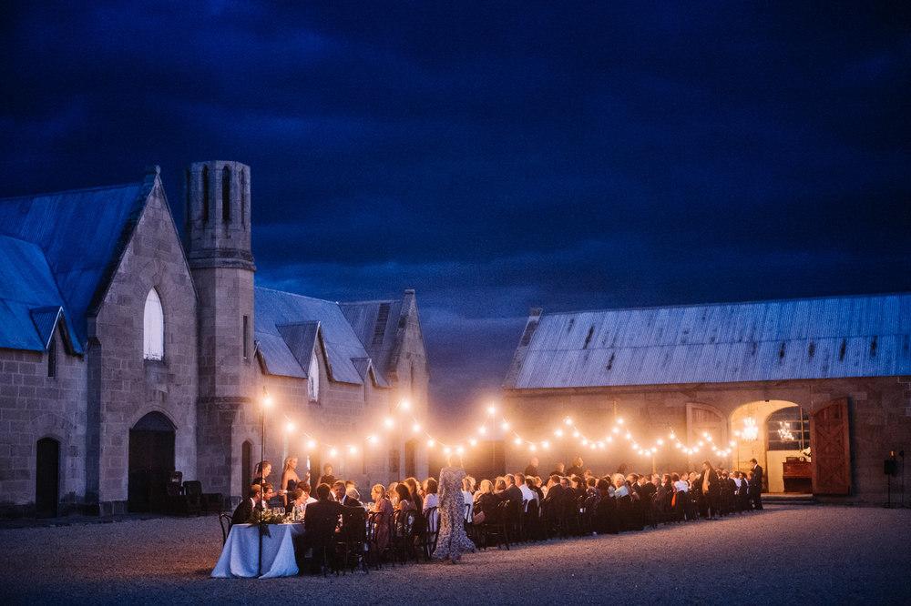 Tasmanian destination wedding