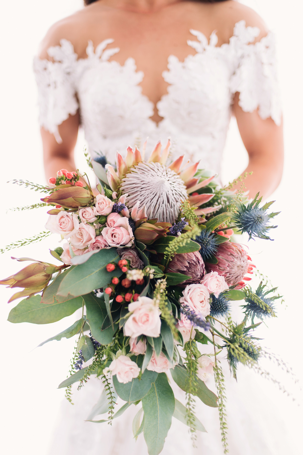 Stunning bouquet by Bek Burrows