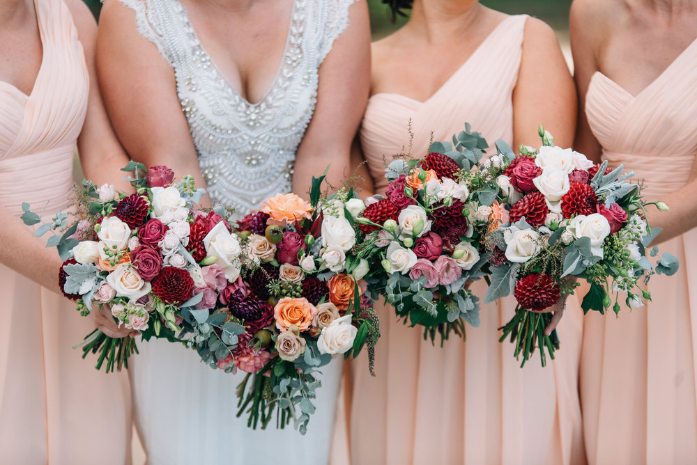 Bouquets by Bek Burrows