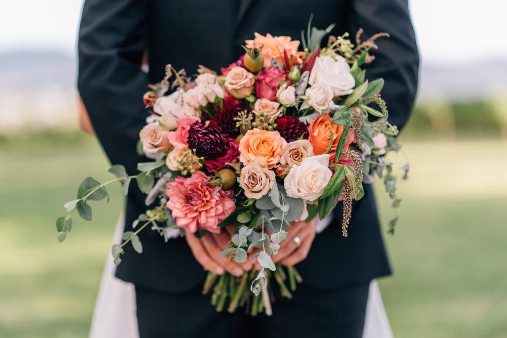 Bouquet by Bek Burrows