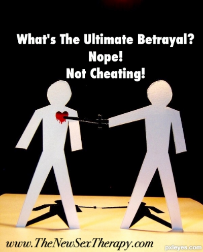 How to deal with betrayal in a relationship