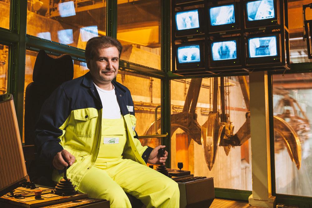 AVG mbH Köln, Mitarbeiterfoto
