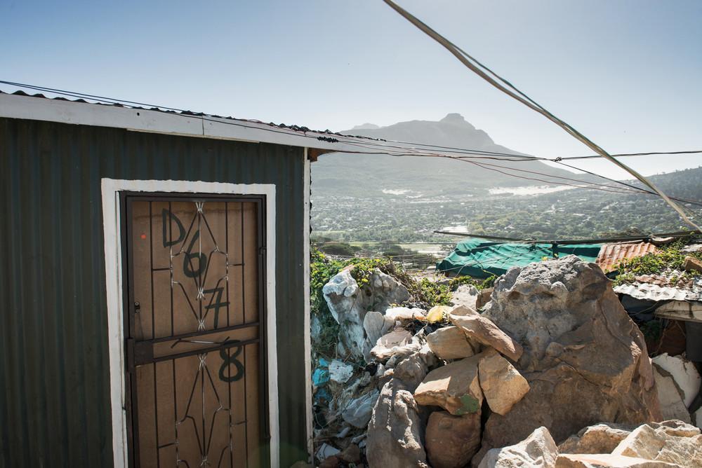 Township Imizamo Yethu, Kapstadt, weitere Infos:  hier .