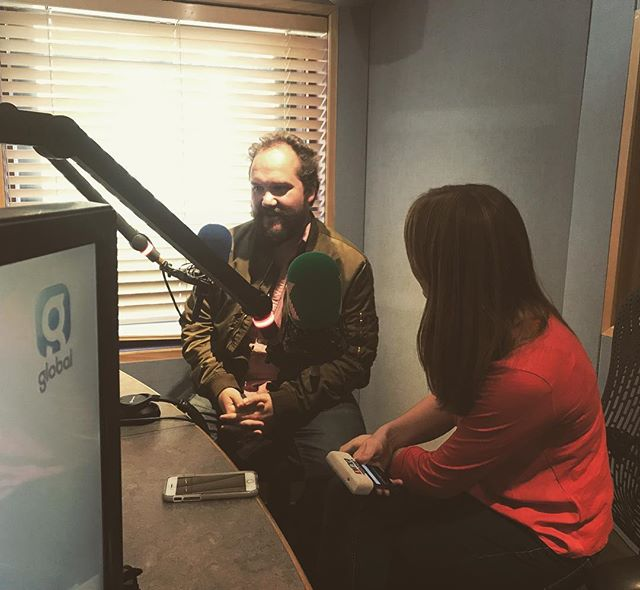 Henry Blake, interviewed by Rachael Venables on LBC Radio