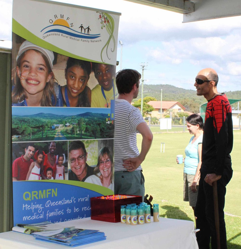 QRMFN Small Grants 'Meet and Greet' in Stanthorpe
