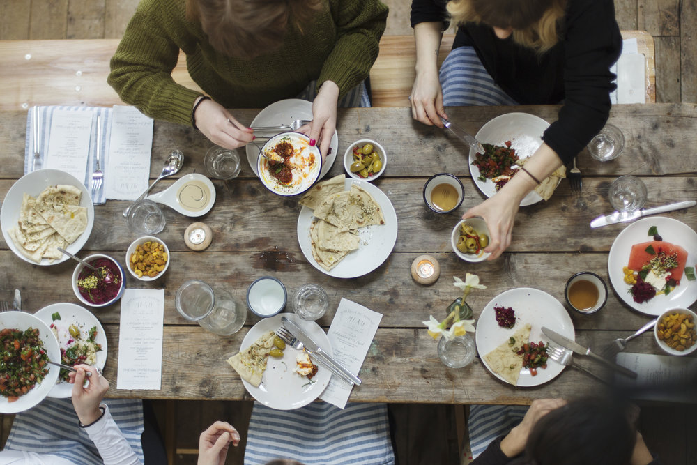 Yoga Brunch Club - X Murray May's @The Forge, Bristol, March 2018