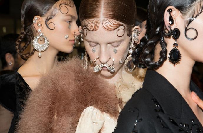 Image: Givenchy/Style.com