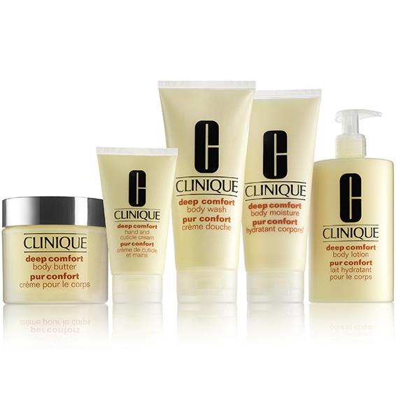 #Review: Clinique's Deep Comfort skincare range