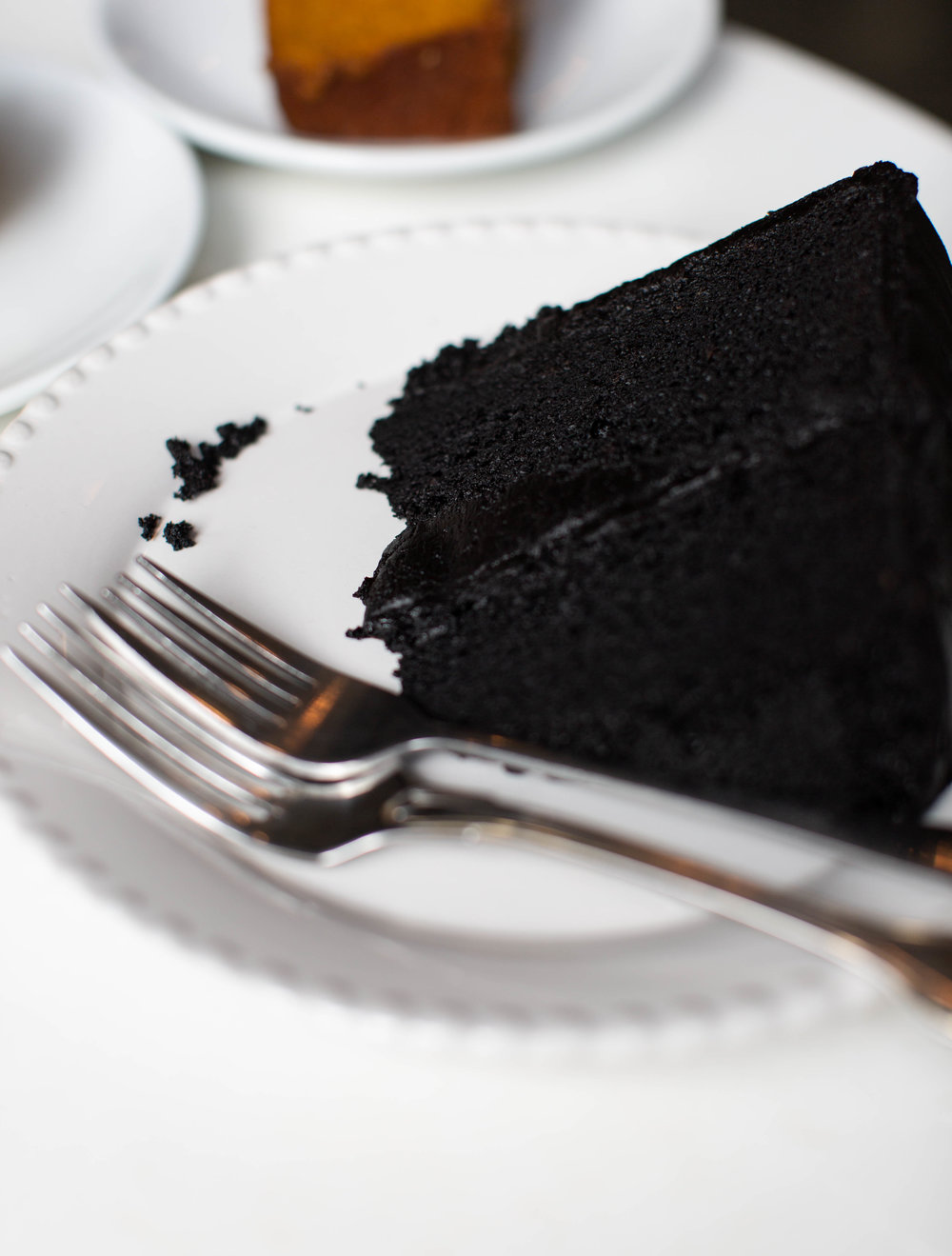 Ovenly's Brooklyn Blackout Cake - isn't it a thing of beauty?