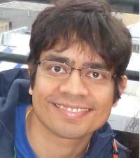Dr. Heramb Chadchankar (2015-16)