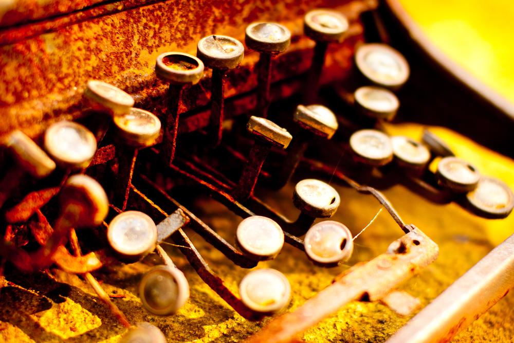 typewriter yellow rusty-Aug2012-6314.jpg
