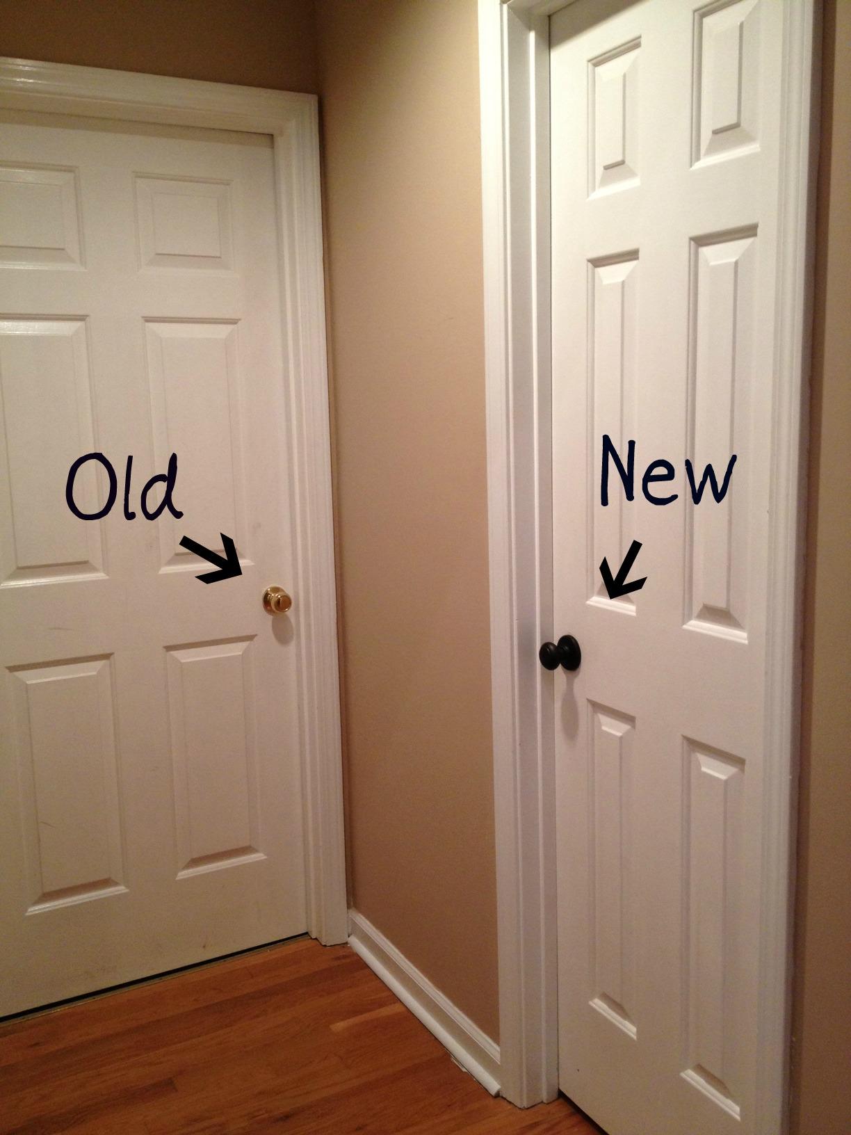 how to install a bedroom door home center