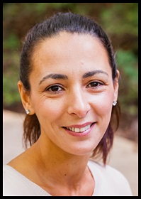Famina Laroui, french teacher