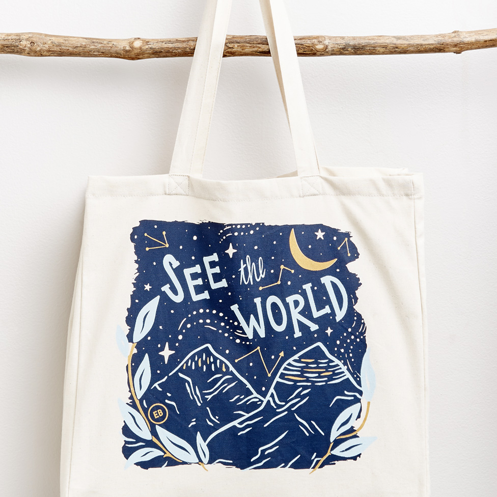 Earthbound Trading | Tote