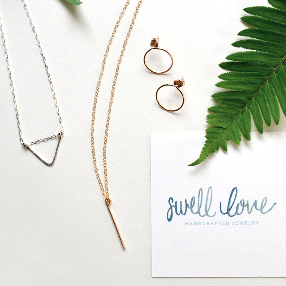 Swell Love Jewelry | Logo