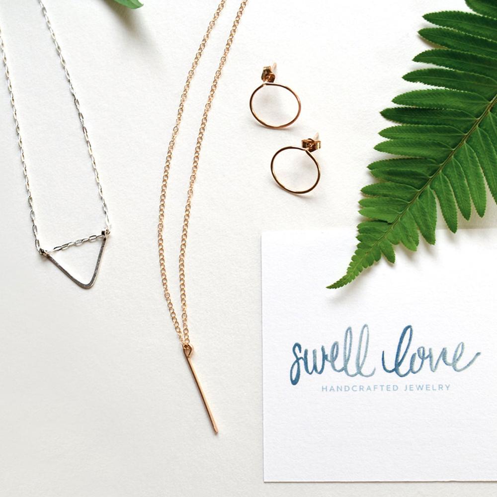 Swell Love Jewelry |Logo