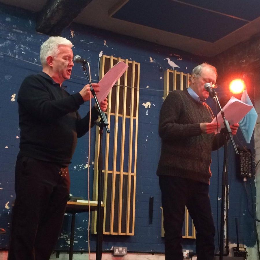 Duos #1 : Ian McMillan & Robert Sheppard